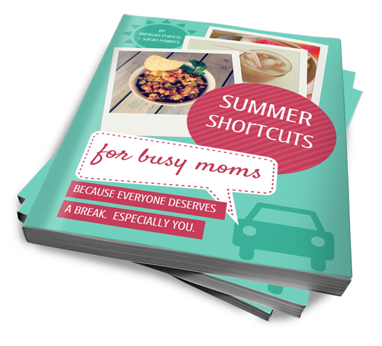 Summer Shortcuts eBook Giveaway